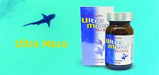 อัลตร้ามาโกะ (Ultra Maco): ฟอสโฟลิปิดชนิดพิเศษจากท้องทะเล