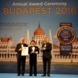 Maijun Cream Monde Selection Gold Award 2016