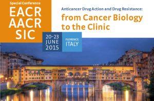 EACR 2015にてノコギリヤシ色素由来成分の血管新生抑制効果が発表されました。