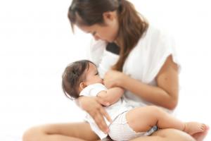 母乳にはIgGが多く含まれています。